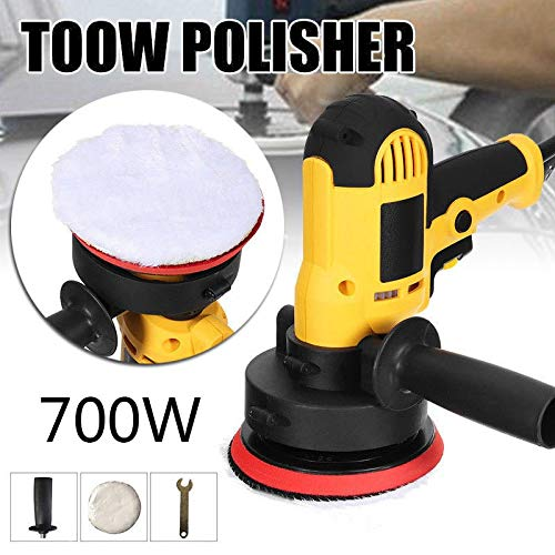 Tool Parts - Polishing Machine Car Polisher Electric 220v Input Power 700w Size 12.5cm Pad Industry - Direct Bins Organizer Parts Tray Case Tool Storage by Zonsky (Image #2)
