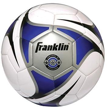 Franklin Sports Comp 1000 balón de fútbol - tamaño 4: Amazon.es ...
