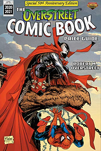 The Overstreet Comic Book Price Guide Volume 50