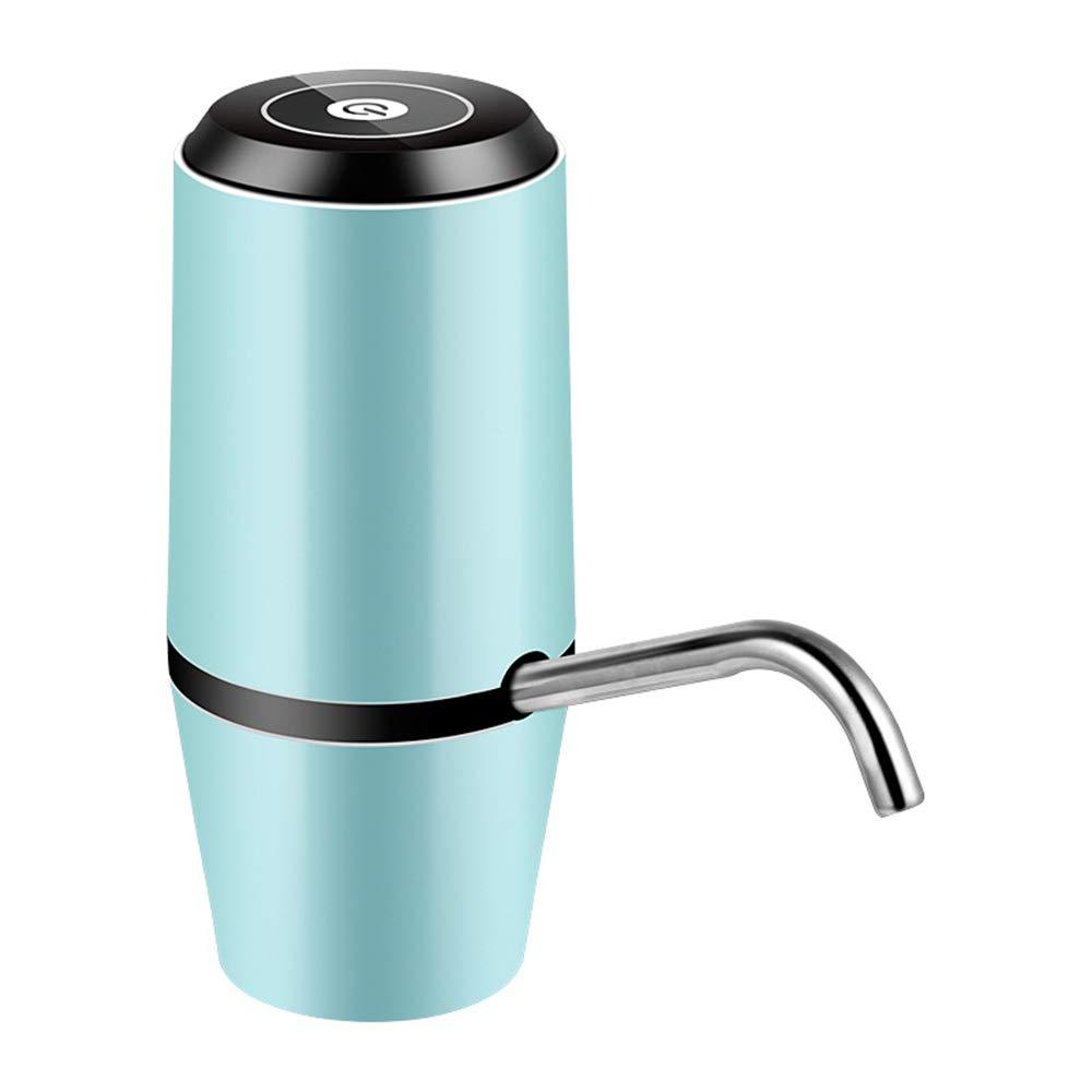 Amazon.com: Water Bottle Pump,USB Charging 5 Gallon ...