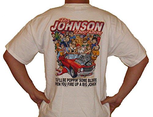 - Big Johnson Drag Racing, X-Large