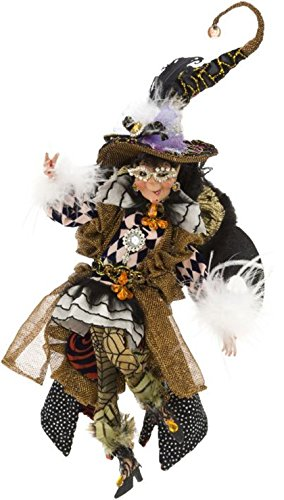 Mark Roberts Brooke Witch - Large (Mark Roberts Halloween Witches)