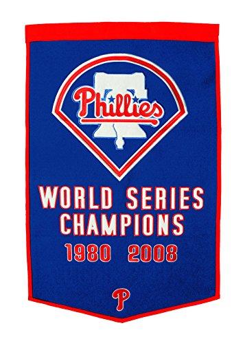 (Philadelphia Phillies Dynasty Banner)
