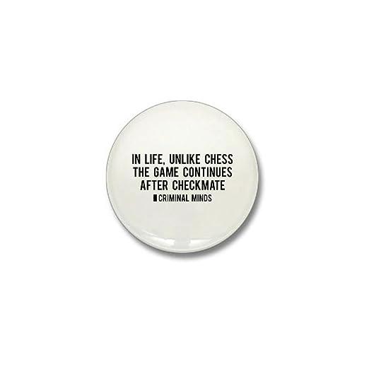 Amazon.com: CafePress Criminal Minds Quote Mini Button 1 ...