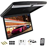 Universal 17 inches car Monitor LED digital screen Car Roof Mounted Monitor car ceiling monitor flip down monitor Display