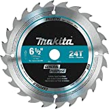 Makita A-85092 6-1/2-Inch 24 Tooth ATB Thin Kerf Saw Blade with 5/8-Inch Arbor
