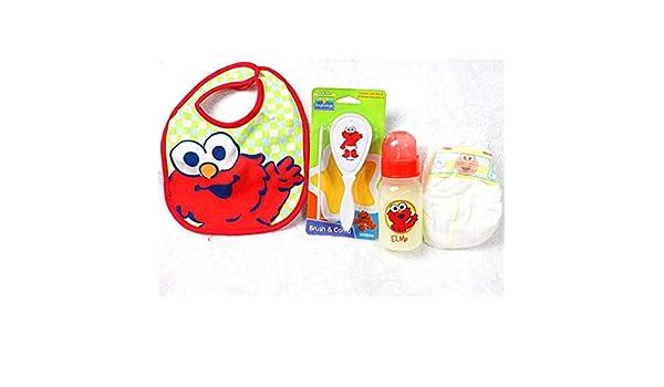 3 Diapers UNISEX Reborn Baby Doll Elmo Pamper Set Boy Girl Diaper Lot Nappy OOAK