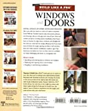 Windows and Doors: Expert Advice from Start to Finish (Tauntons Build Like a Pro)