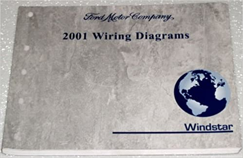 2001 ford windstar wiring diagrams: ford motor company: amazon com: books