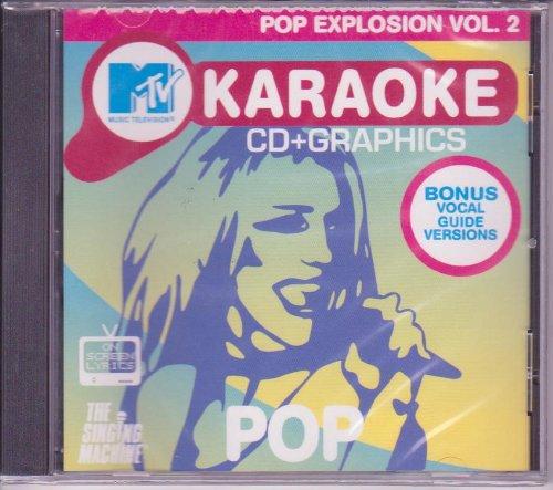 MTV: Karaoke- POP EXPLOSION VOL. 2
