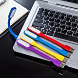 10pcs Flexible USB LED Light Lamp for Computer Keyboard Laptop Notebook HOT!