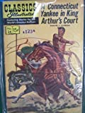 Classics Illustrated Comic Book (A Connecticut Yankee in King Arthur's Court, 24)