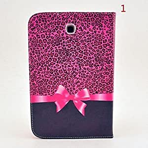 TOPMM Fashionable Pattern Full Body Case with Stand for Samsung Galaxy Note 8.0 N5100 (Assorted Colors) , 5