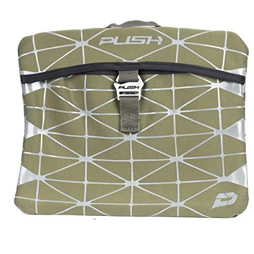 (Push Diamond Paintball Gun Marker Sleeve Bag/Case (Olive))