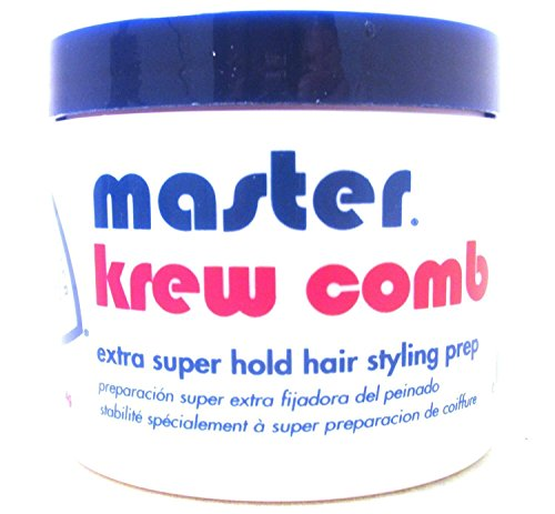 Master Krew Comb Hair Styling Prep 4 oz. (Pack of 12)