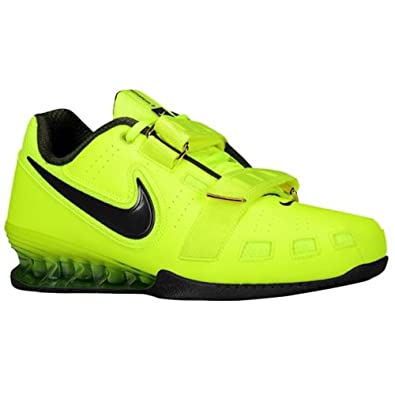 Nike Romaleos II Power Lifting Shoes - Volt/Sequoia (9.5)