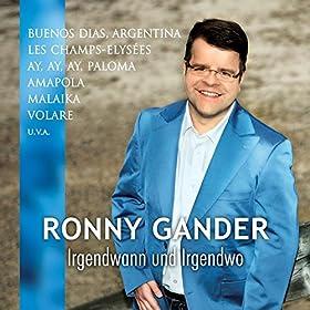 Amazon.com: Ronnys Hitmedley (a) Die kleine Stadt am Meer/b) Eine Rose
