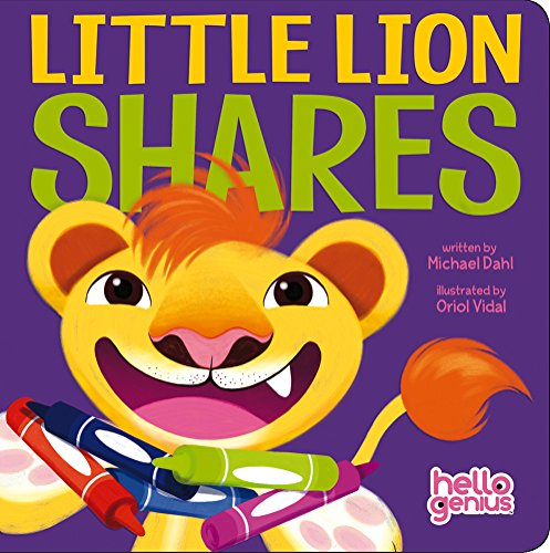 Little Lion Shares (Hello Genius)