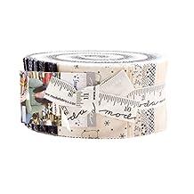 "Snowman Gatherings III Jelly Roll 40~ 2.5"" x 44 ""Fabric Strips ModaFabrics"