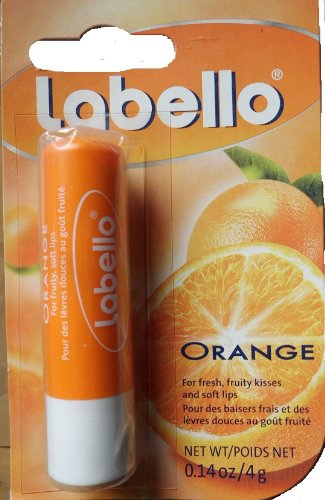 Labello Lippenpflegestift Beiersdorf Orange 4 g