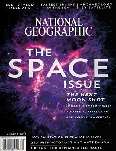 Download National Geographic The Space Issue Issue 08 ebook