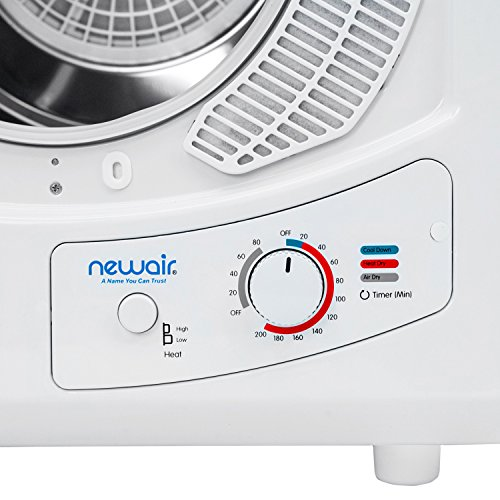 NewAir MiniDryer36W Portable Clothes Dryer 13.2lb. Capacity/3.6 cu.ft. by NewAir (Image #4)