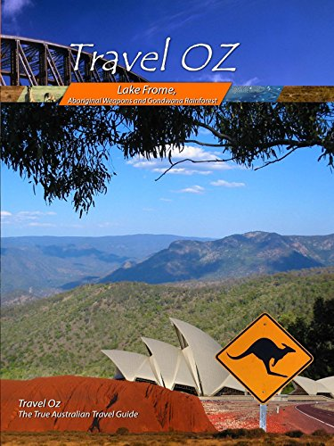 Travel Oz - Lake Frome, Aboriginal Weapons and Gondwana Rainforest - Edge Spear