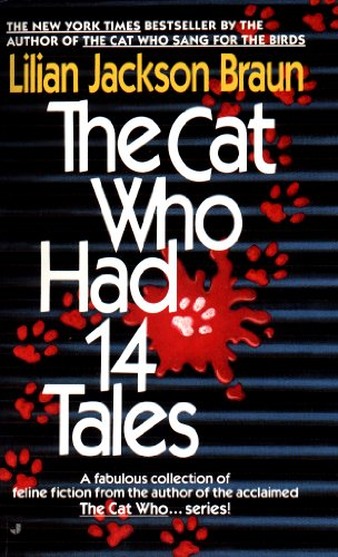 The Cat Who Had 14 Tales (Cat Who Short Stories) cover