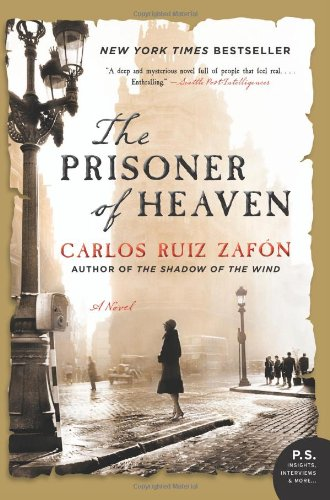 Book cover for The Prisoner of Heaven