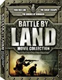 Battle by Land Movie Collection: The Thin Red Line / A Bridge Too Far / The Bridge at Remagen