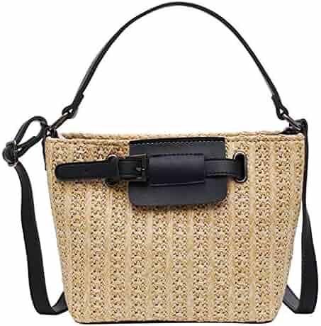 f0fa5b9a4cd6 Shopping Last 90 days - Straw - Blacks - Handbags & Wallets - Women ...