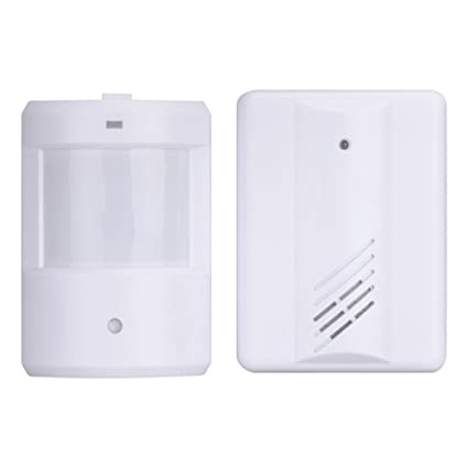 Wireless PIR Puerta Chime sistemas de alarma sensor de ...
