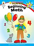 Beginning Math, Grade K, Carson-Dellosa Publishing Staff, 160418776X