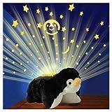 Pillow Pets Dream Lites - Playful Penguin 11'