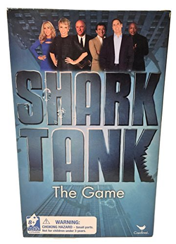 Shark Tank The Game! Your Favorite Business TV Show in a Board Game! -