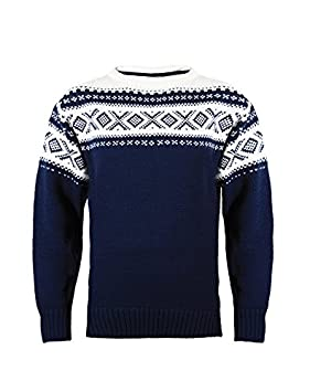 Dale of Norway Pullover Cortina 1956 , Pulóver Unisexo, negro, Small: Amazon.es: Deportes y aire libre