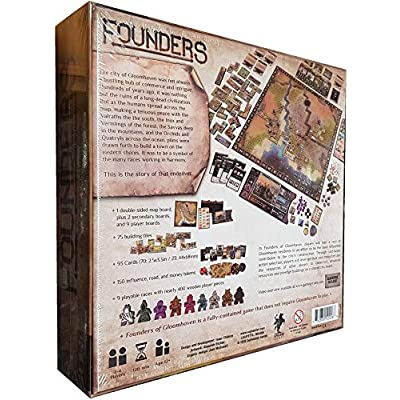 Founders of Gloomhaven: Toys & Games