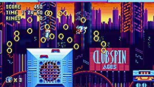 Sonic Mania: Collector's Edition - PlayStation 4