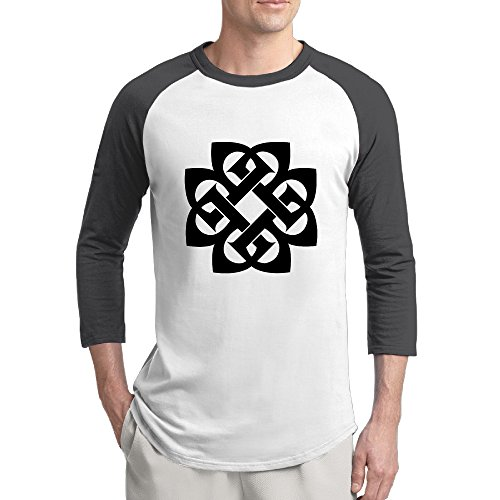 ReBorn Breaking Band Benjamin Men's Custom Raglan Tshirt Black L]()