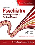 img - for Psychiatry Test Preparation and Review Manual book / textbook / text book