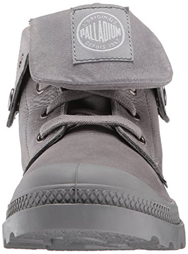 Palladium Baggy Leather Low LP W Sand Dollar Titan