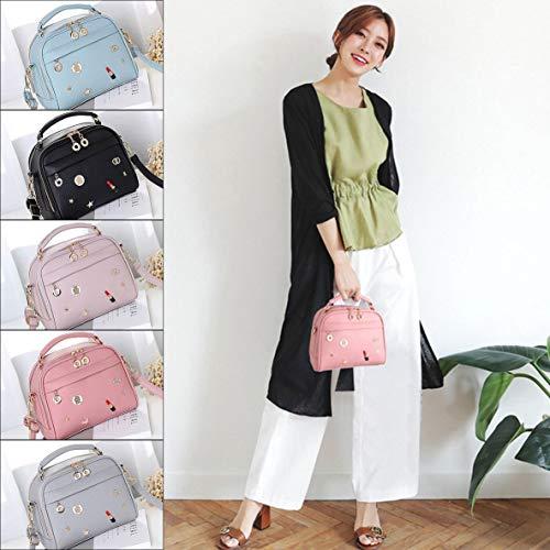 Filles à sac Design main mode à Sac Sac Petit en à souple populaire la bandoulière Femmes bandoulière cuir Sac Sacs rabat unique à Lady à 8ZZYwqHxp