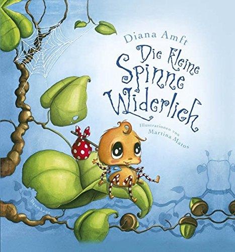 Die kleine Spinne Widerlich: Mini-Ausgabe Gebundenes Buch – 16. November 2012 Diana Amft Martina Matos Baumhaus 3833901640