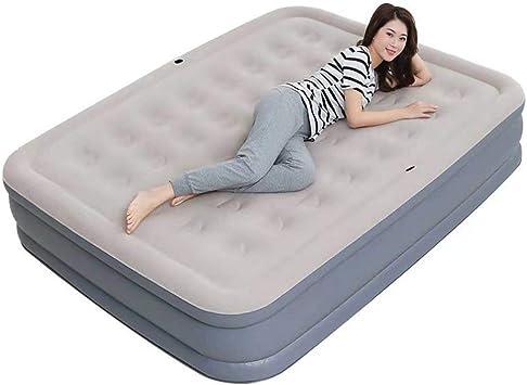 Amazon.com: LXYCD Colchón de aire portátil para cama de ...