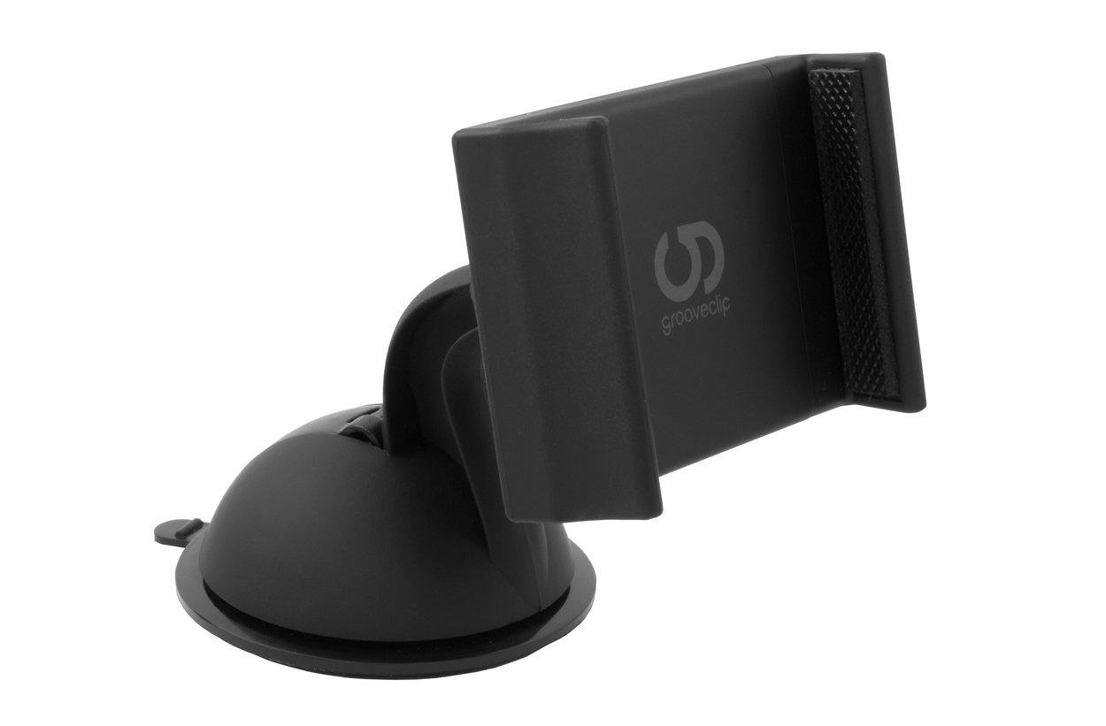 grooveclip dash slider kfz halterung mit power gel pad. Black Bedroom Furniture Sets. Home Design Ideas