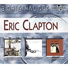 461 Ocean Boulevard/Slowhand/There's One In Every Crowd by Eric Clapton