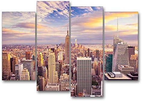市壁写真ポスタープリントキャンバス絵画書道装飾用リビングルームの寝室の家の装飾30×60センチメートル2 30×80センチメートル2なしフレーム