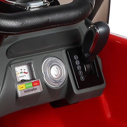 Audi A3 Battery: Costzon Licensed Audi A3 Kids Ride On Car 12V Battery