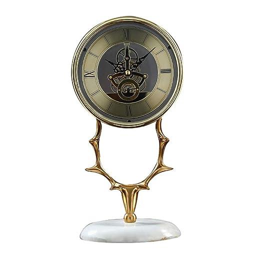 KJH Reloj de Mesa, Reloj de Mesa de La Vendimia, Silent Tictac ...