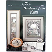 Glynda Turley Gardens of the Heart Counted Cross Stitch Pattern Book 15